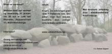 achterkant flyer Zot van Holland