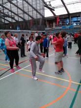G-Sportdag in Knokke