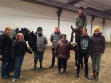 't Veldzicht - Aangepast paardrijden